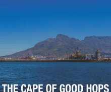 The Cape of good hops