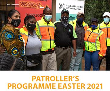 patroller's programme easter 2021